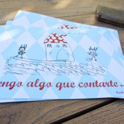 tarjetas para el cole