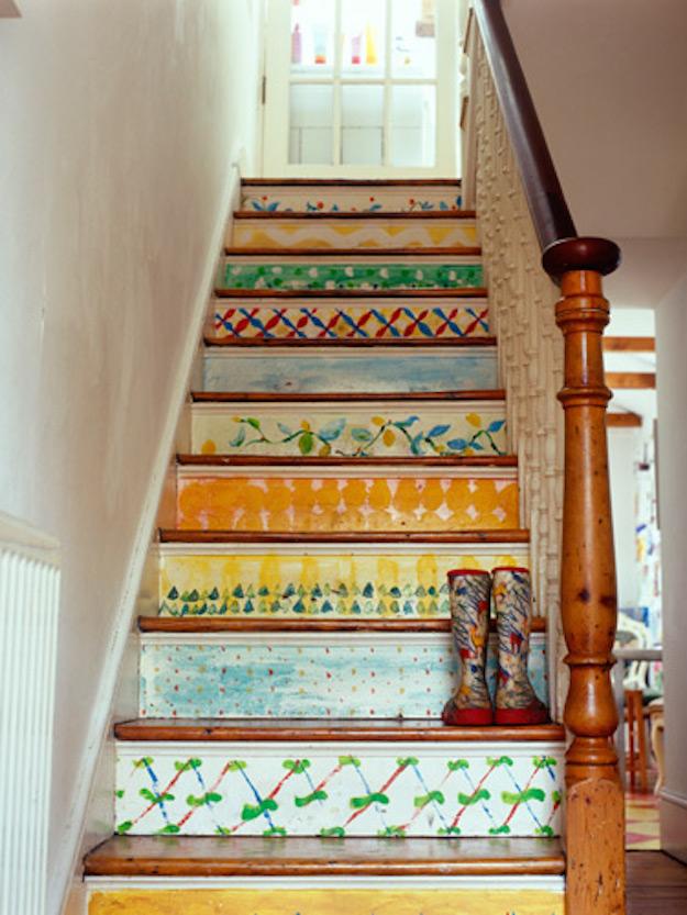 Decorando escaleras-el tarro de ideas-2