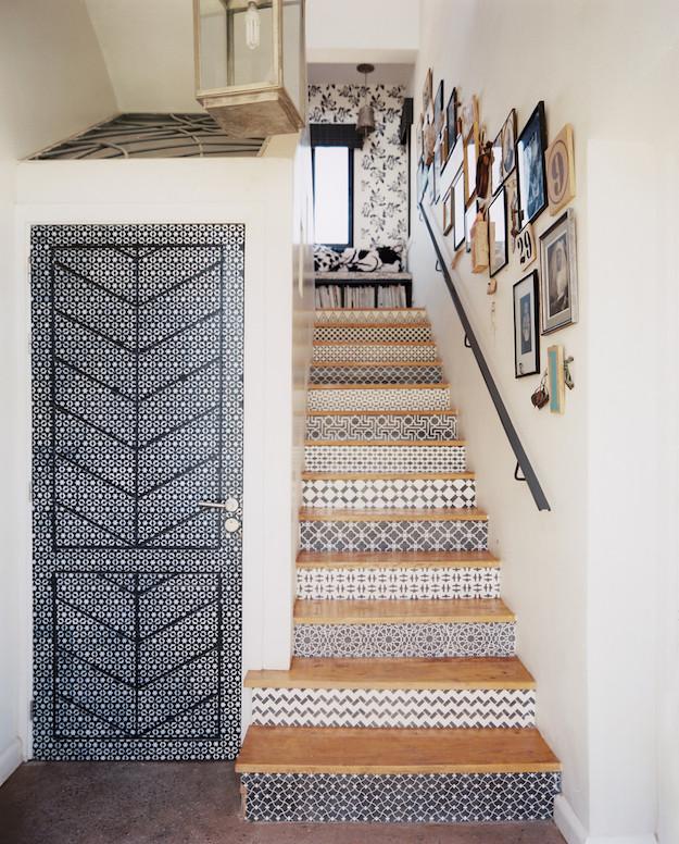 Decorando escaleras-el tarro de ideas-5