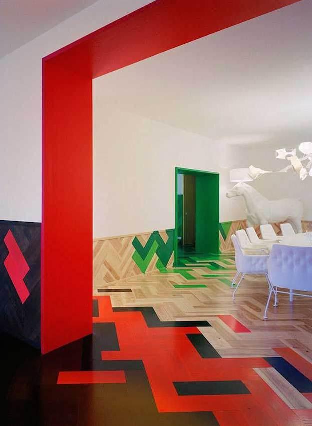 Una casa muy colorida-el tarro de ideas-6