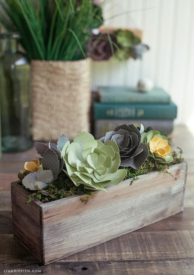 Como hacer flores de papel-el tarro de ideas-diy-2
