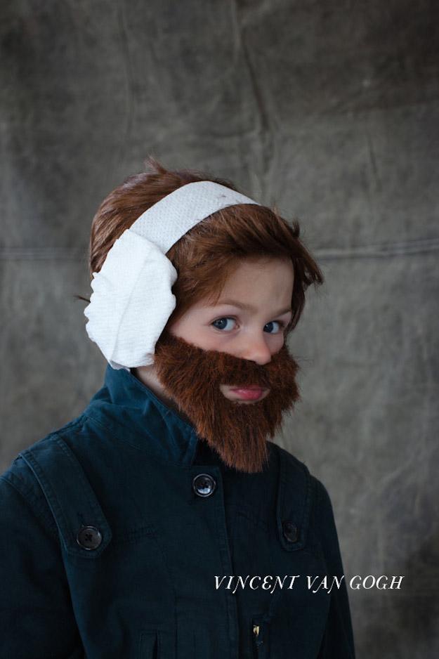Disfraces handmade-El Tarro de ideas-Vincent-Van-Gogh-Costume
