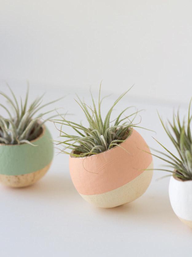 Macetas handmade-el tarro de ideas