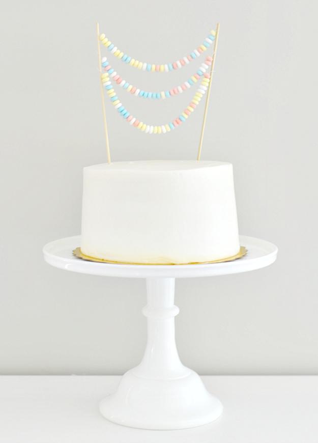 Decorando tartas-el tarro de ideas