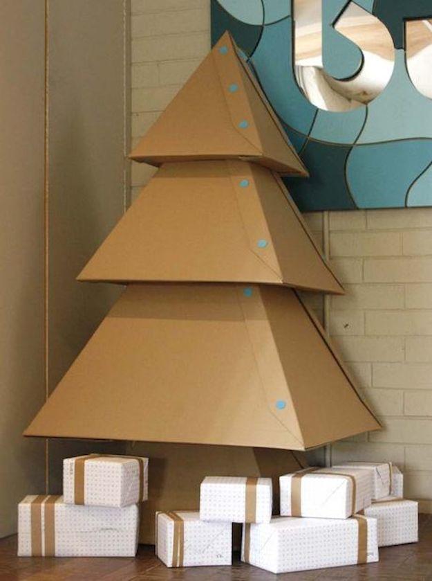 arboles de navidad hechos en casa-el tarro de ideas-7