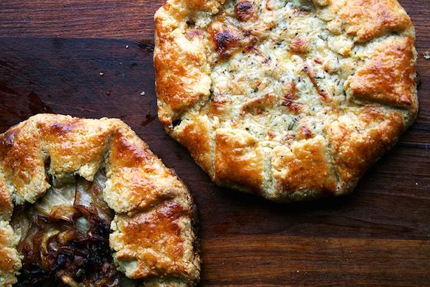 10 recetas de galette dulce y saladas-el tarro de ideas