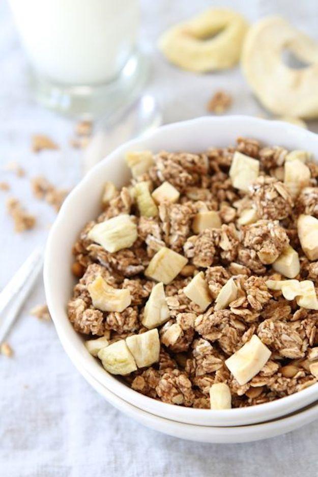 7 recetas de granola-el tarro de ideas
