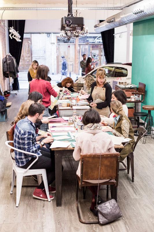 Sorteo de 4 plazas en nuestro taller atelier 108 de - Talleres cano madrid ...