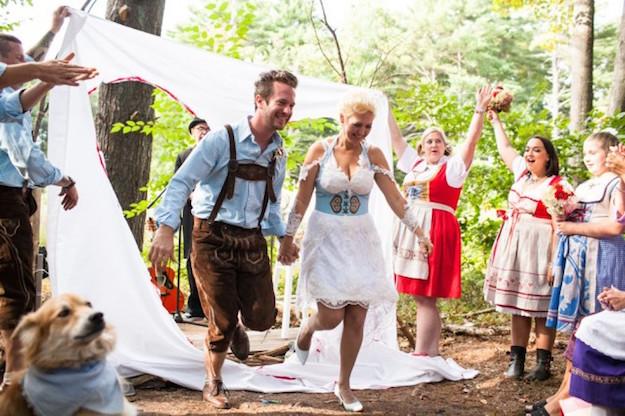 Rock n roll Bride-bodas diferentes-el tarro de ideas-2