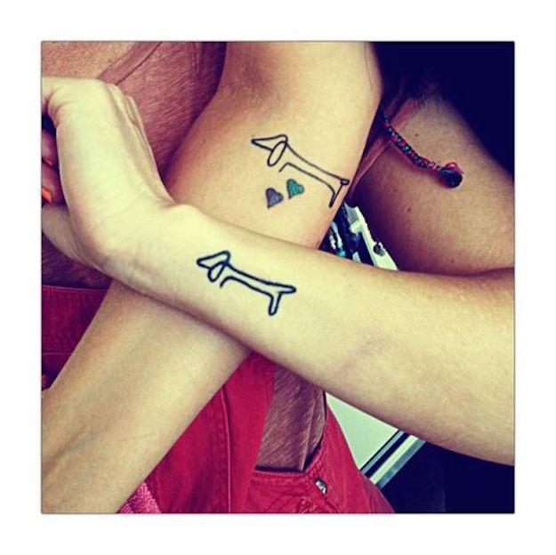 Tatuajes para enamorados-el tarro de ideas