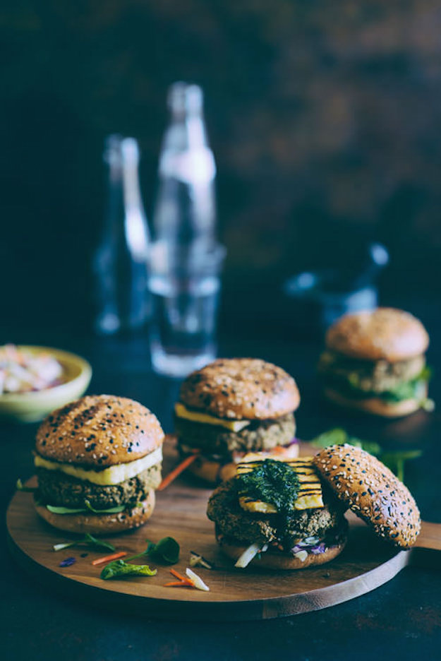 recetas de hamburguesas vegetales-el tarro de ideas-10