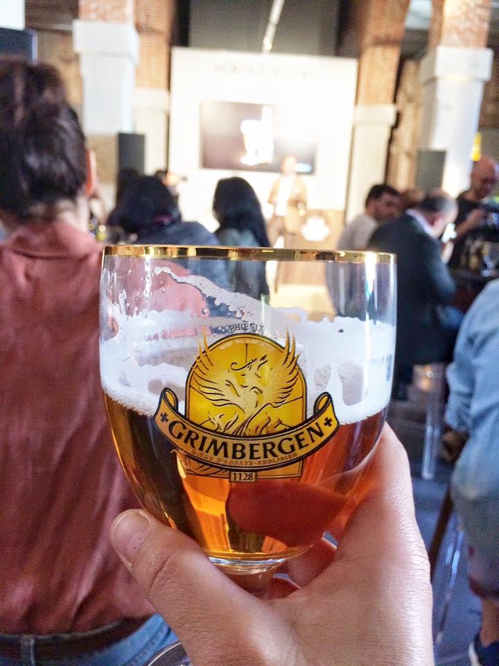 Cerveza Grimbergen