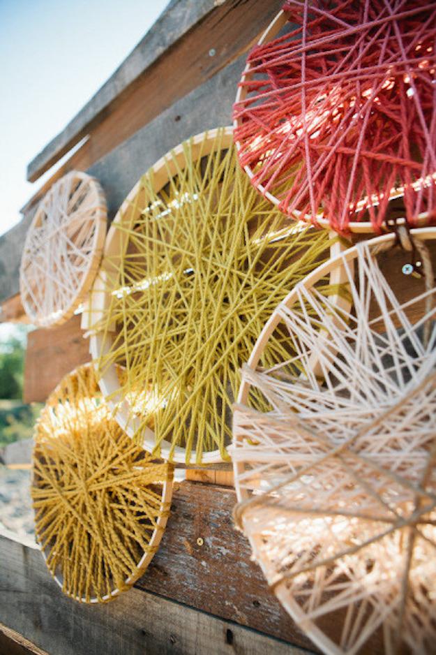 15 ideas para reciclar tus bastidores antiguos_el tarro de ideas_11