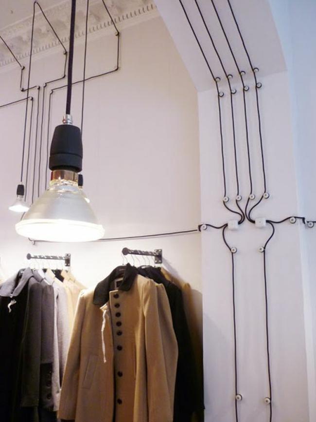 Ideas para organizar cables