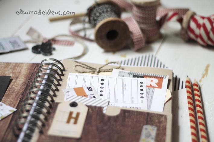 taller fabricar tu propia agenda