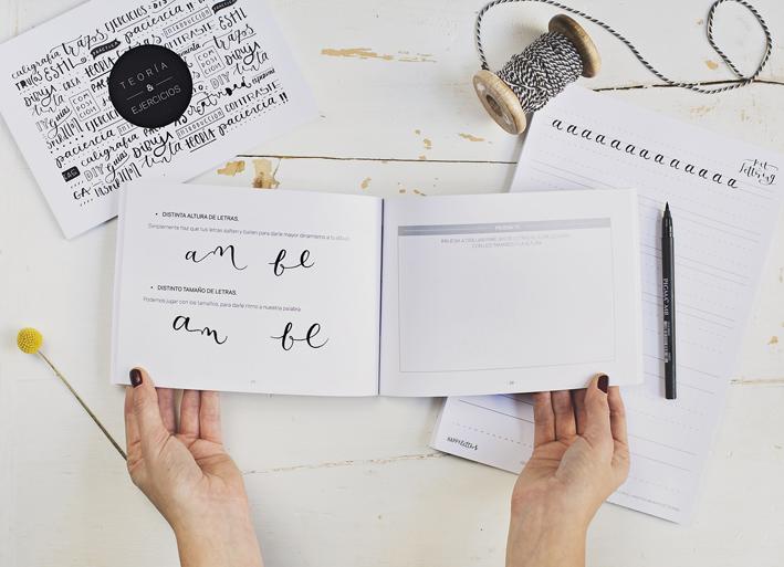 Kit caligrafía