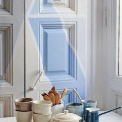 DIY, Do it yourself, pintar una puerta geométrica