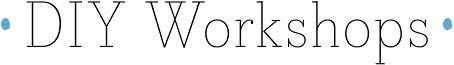 diy-workshops