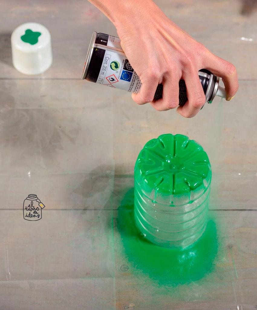 caramelos ,caramelaco, halloween, reciclar, botellas de plastico, reciclaje, tutorial, diy, niños