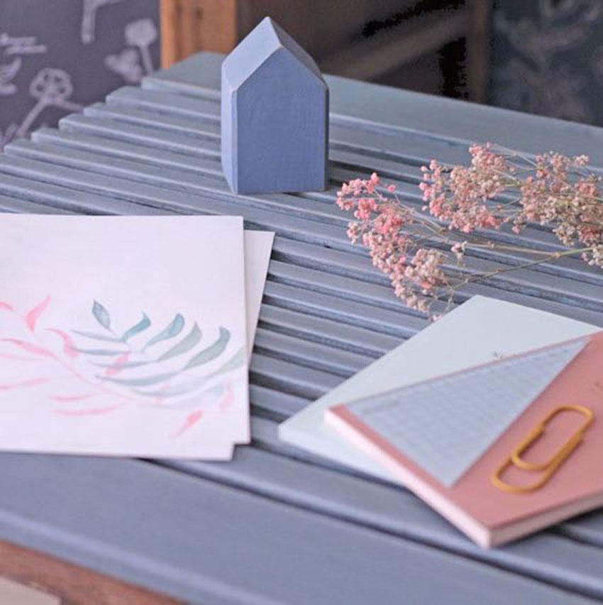 La mesa del jardín cambia de look con chalk paint - El tarro de ideas