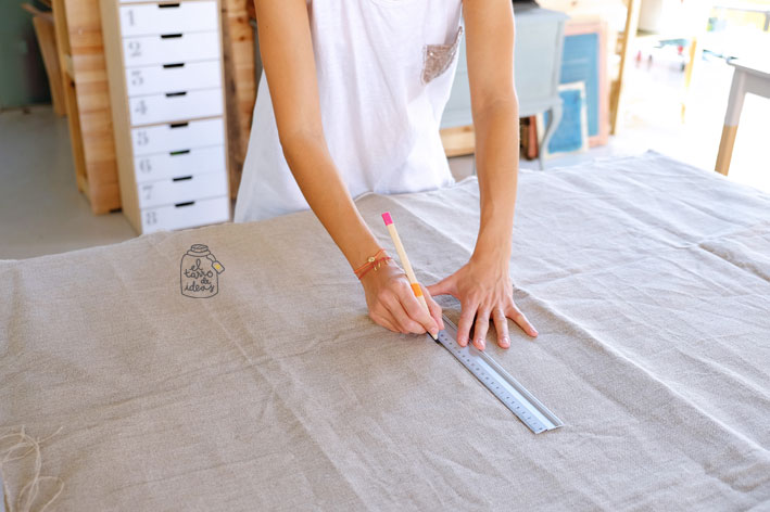 cortina, diy, handmade, decoracion, home, materiales