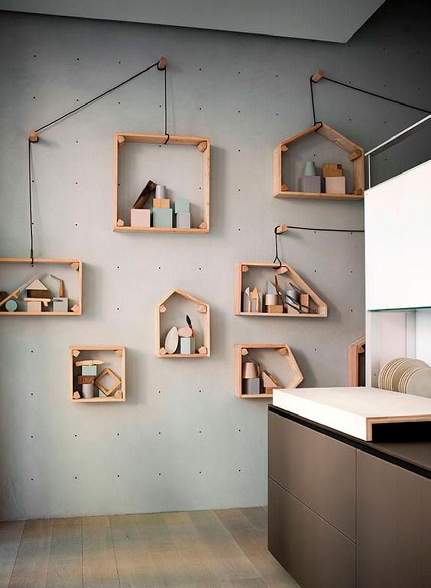 madera, muebles, percheros, diy, inspiracion, handmade, bricolaje facil