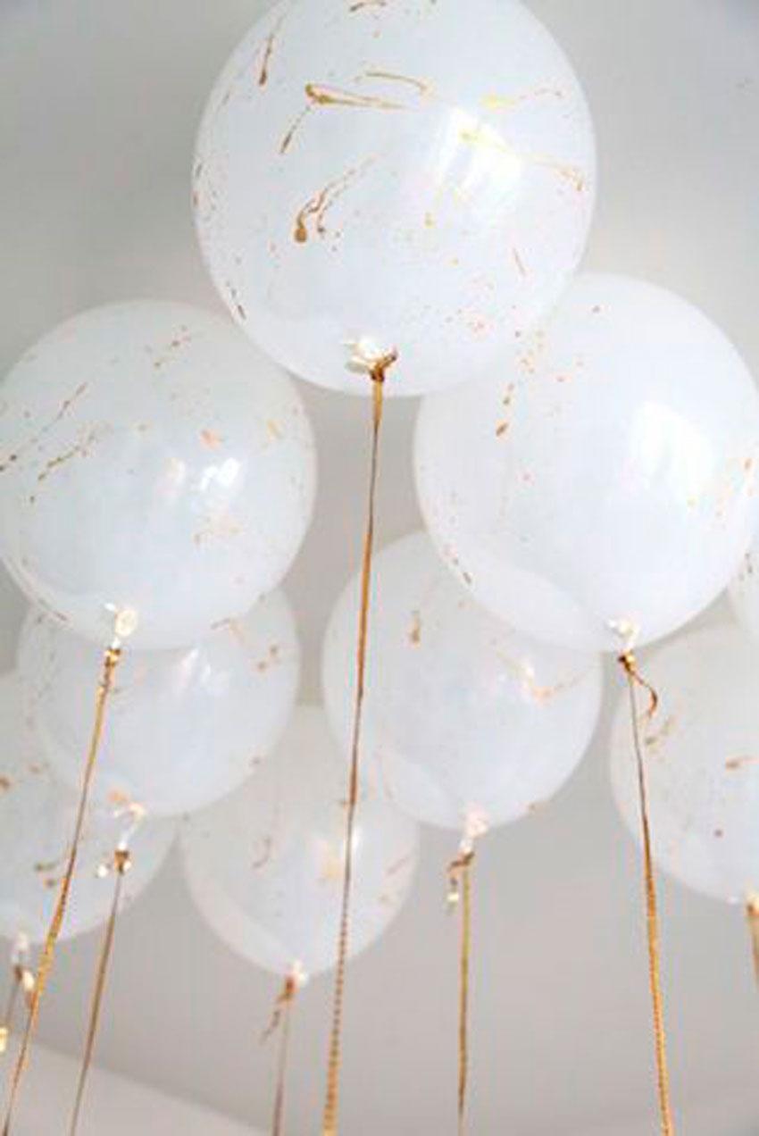 marmol, decoracion, fiestas, globos, invitados, fiesta perfecta, ideas, inspiracion