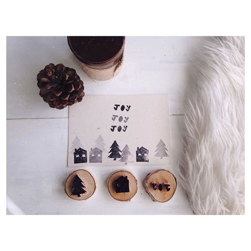 TArjetas Navidad DIY