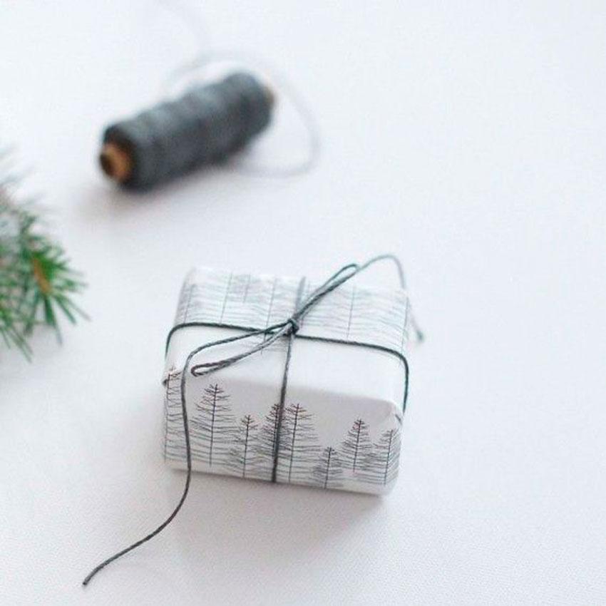 decoracion, navidad, adornos de navidad, nochebuena, estilo nórdico, inspiracion, eventos, packaging, envoltorios, regalos, sellos, envolver regalos