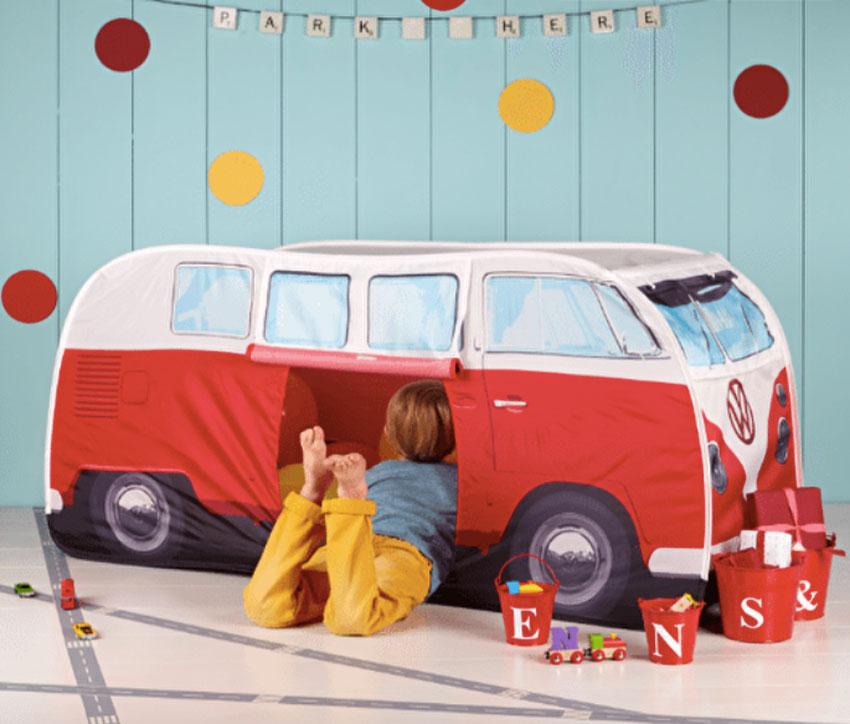 caravana, infantil, regalo, navidad, reyes magos,